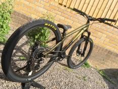 Bergamont KIEZ 040 8-SPEED 2018 - Jump Bike