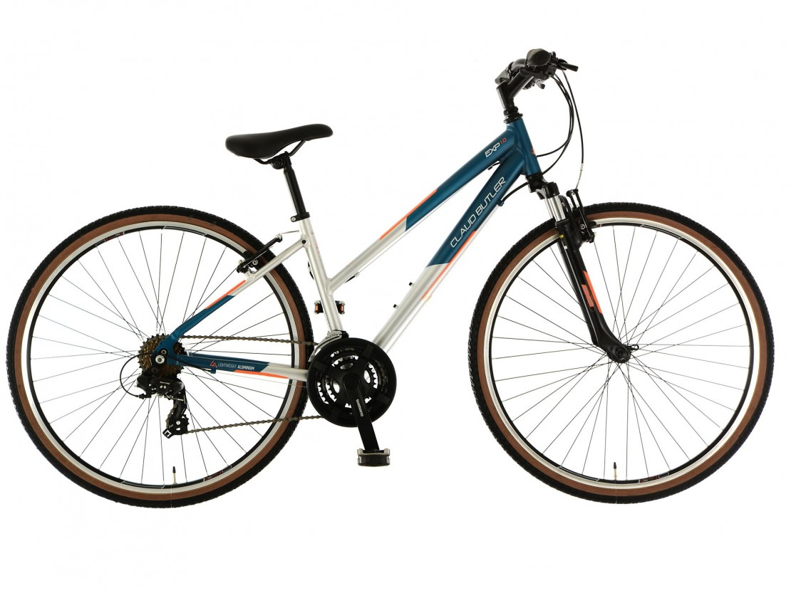 EXP 1.0 Low Step 2018 - Hybrid Bike