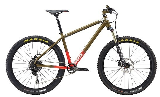 Cooker 2 27+ HARDTAIL 2017