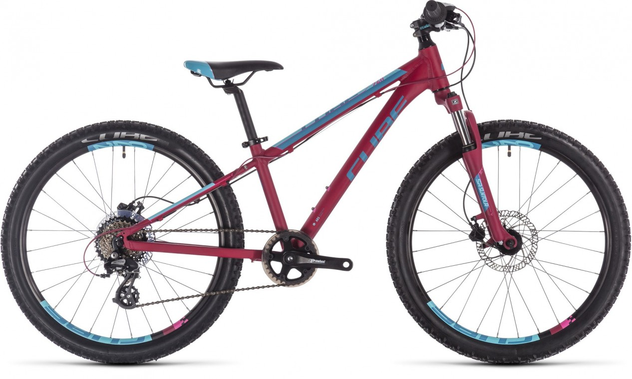 Cube Access 240 Disc - 2019 Kids Bike
