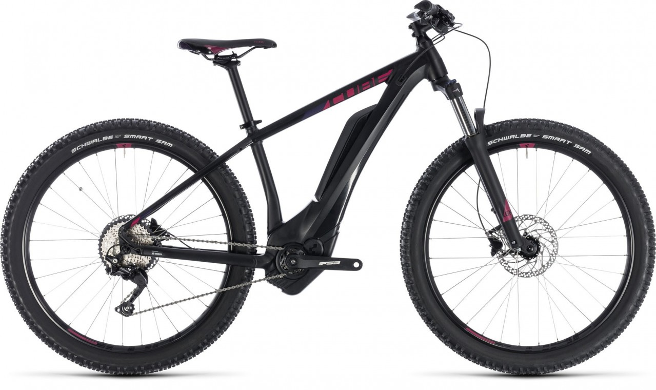 Access Hybrid Pro 400 27.5, 2018 - electric bike
