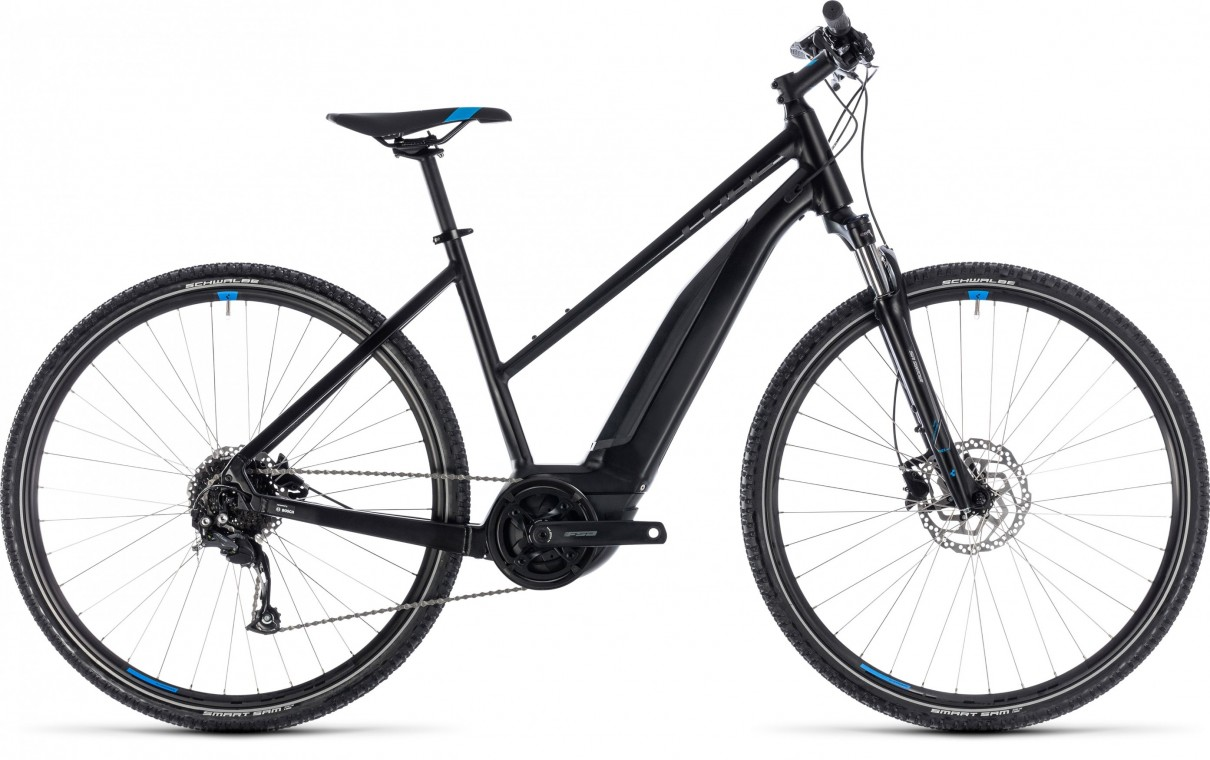 Access Hybrid Pro 400 27.5 2018 - Ladies Electric Bike