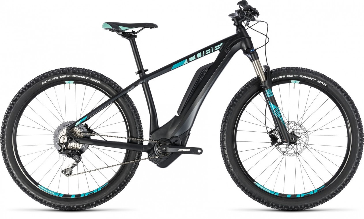 Access Hybrid Race 500 27.5, 2018 - electric bike