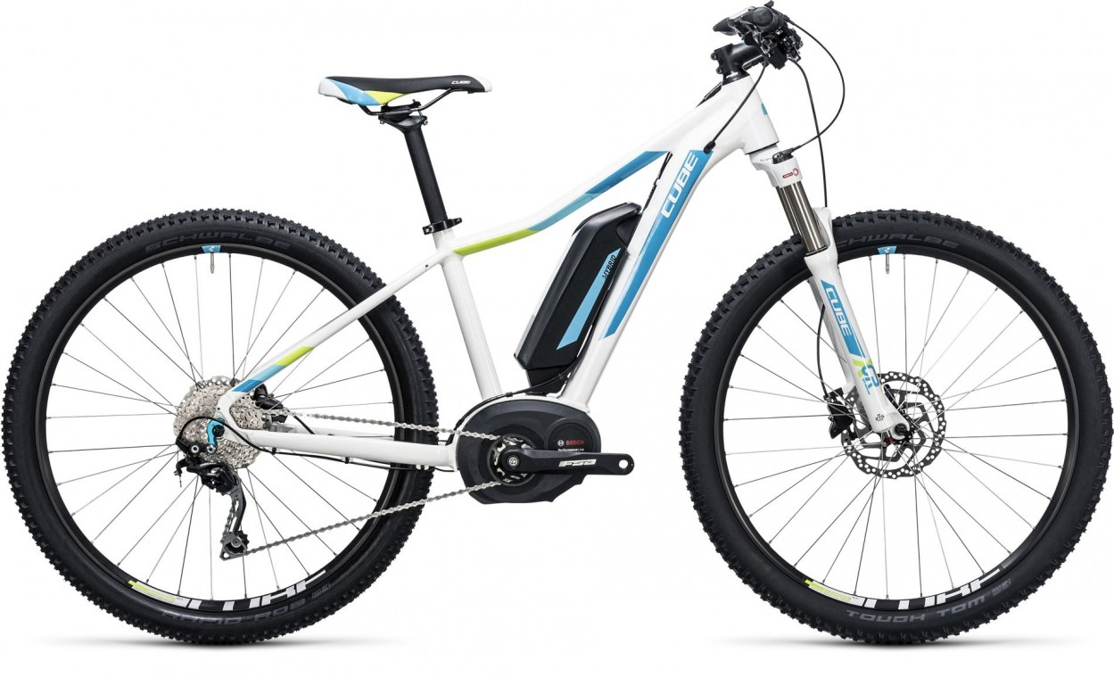 Cube Access WLS Hybrid Pro 500 White/Blue 2017