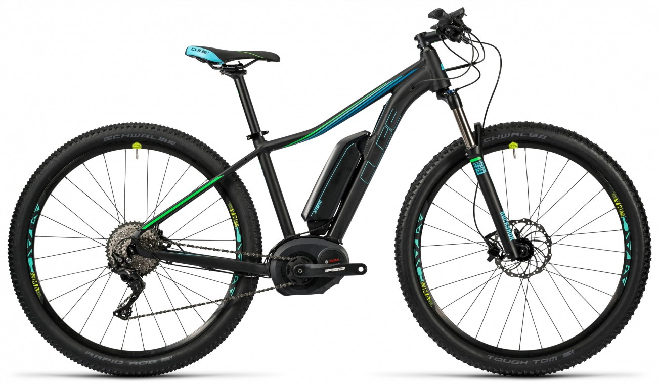 Access WLS Hybrid Race 400 Grey 2016 - Ladies Electric Mountain