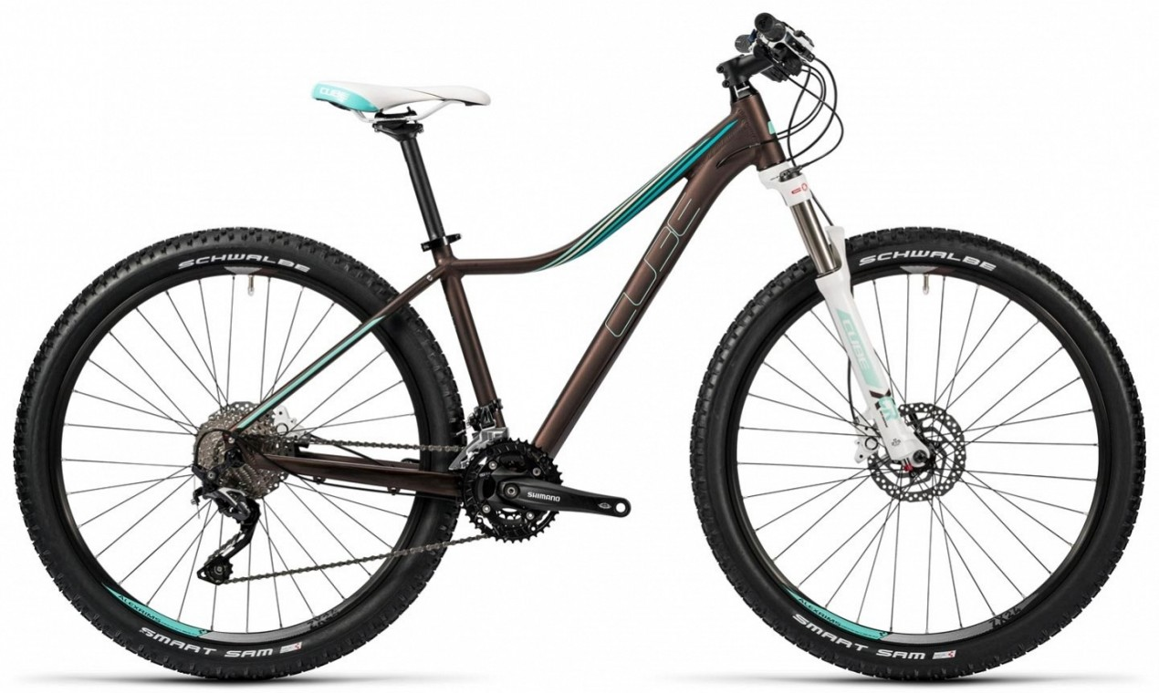Access WLS Race 27.5 Brown 2016 - Ladies Mountain Bike