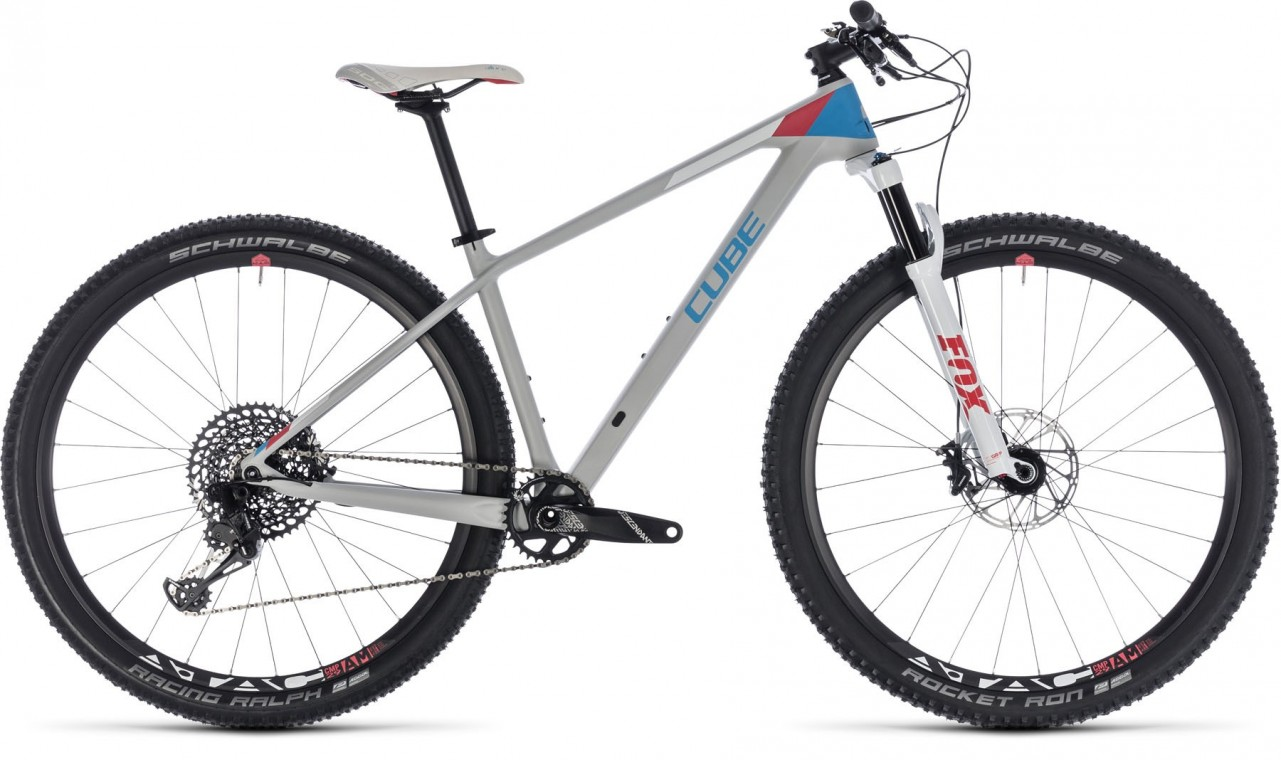 Access WS C:62 SL 29, 2018 - Ladies Carbon Hartail Mountain bike
