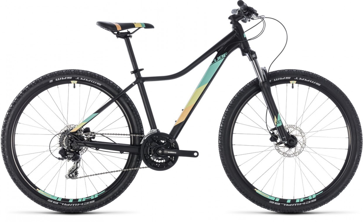 Access WS Eaz 29, 2018 - Ladies Hartail Mountain bike black/mint