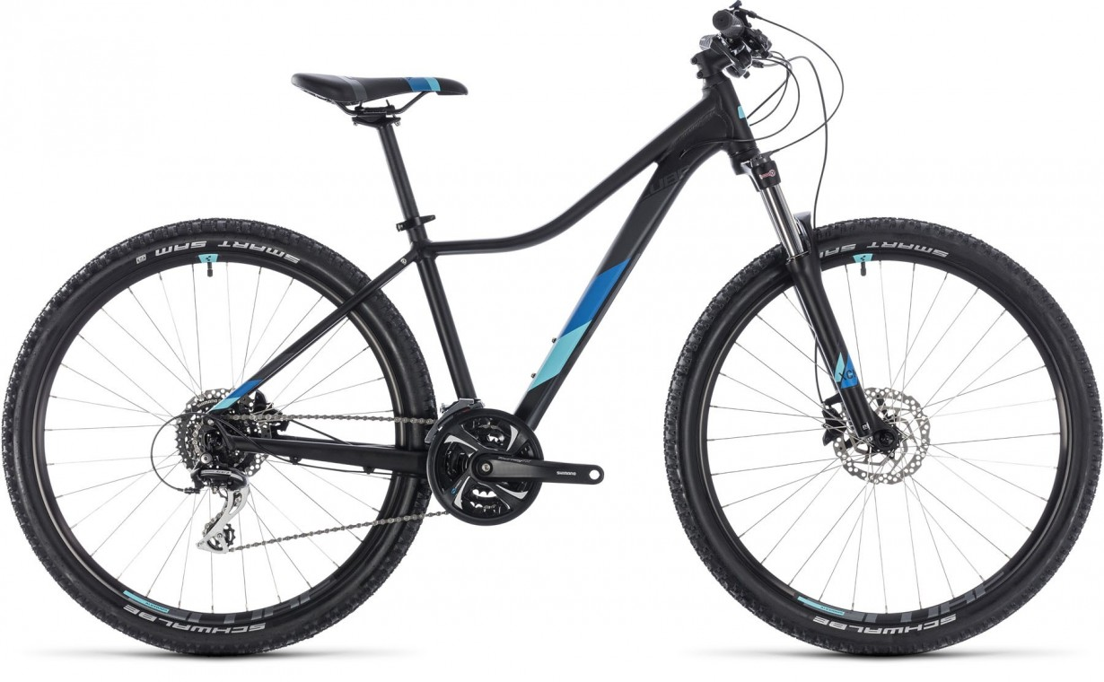 Access WS EXC 29, 2018 - Ladies Hartail Mountain bike black/blue