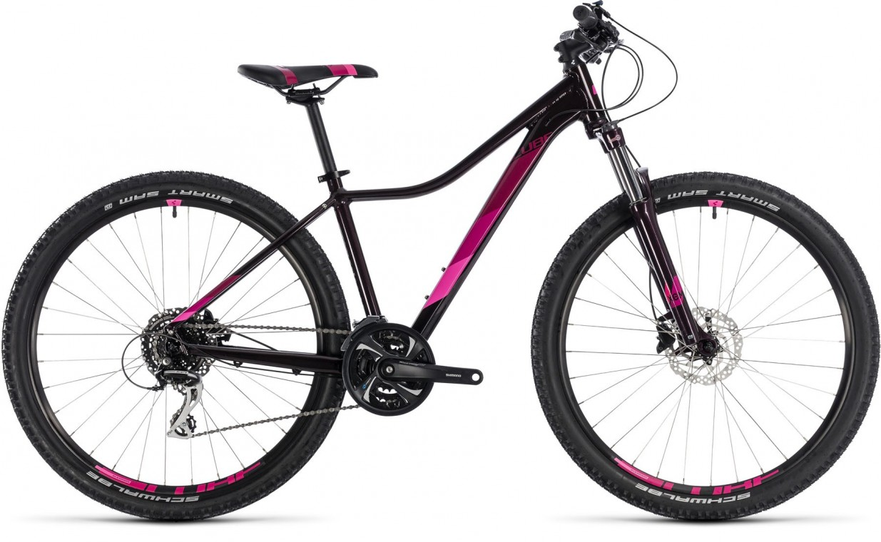 Access WS EXC 29, 2018 - Ladies Hartail Mountain bike hazypurple/berry