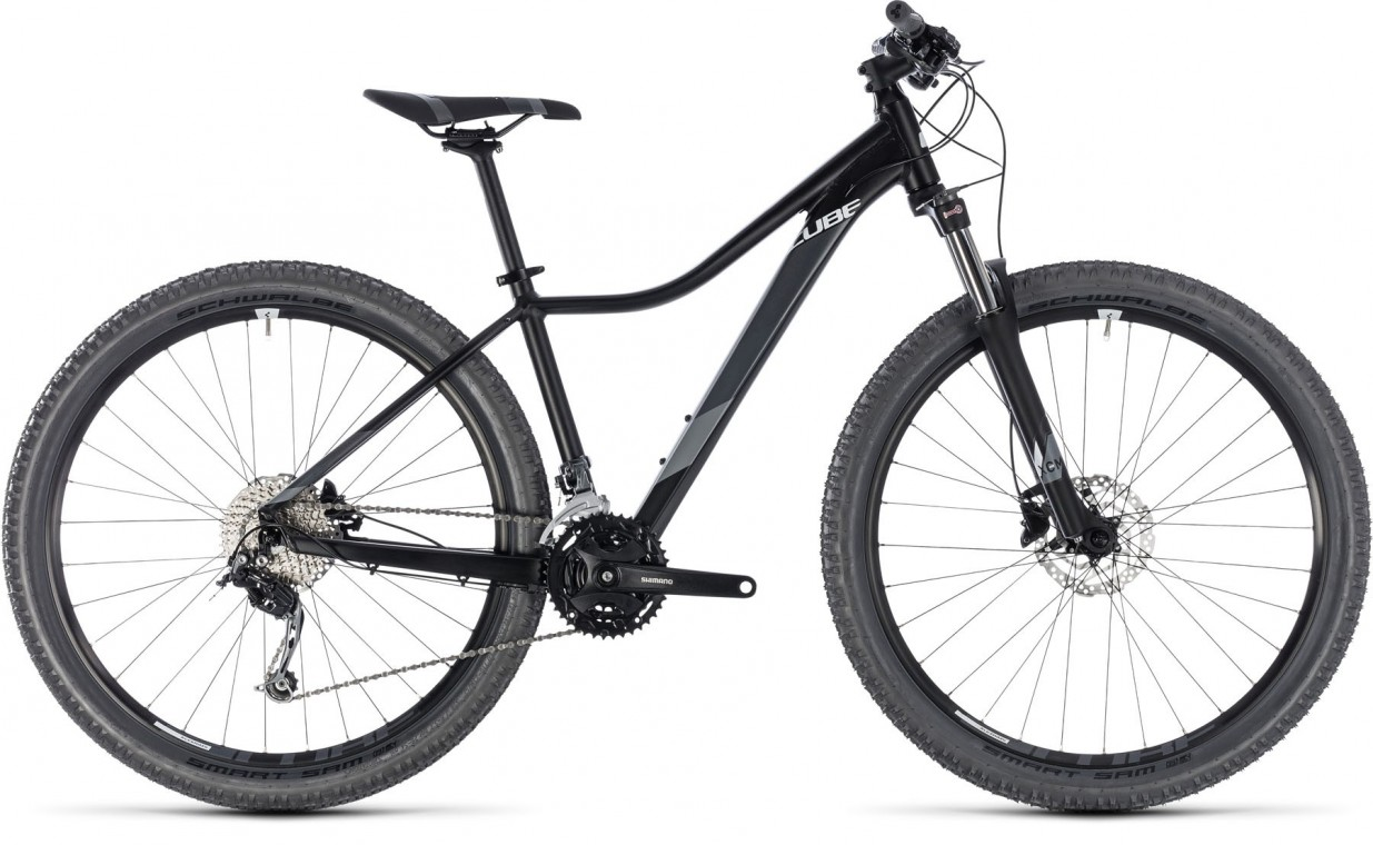 Access WS Pro 29, 2018 - Ladies Hartail Mountain bike black/grey