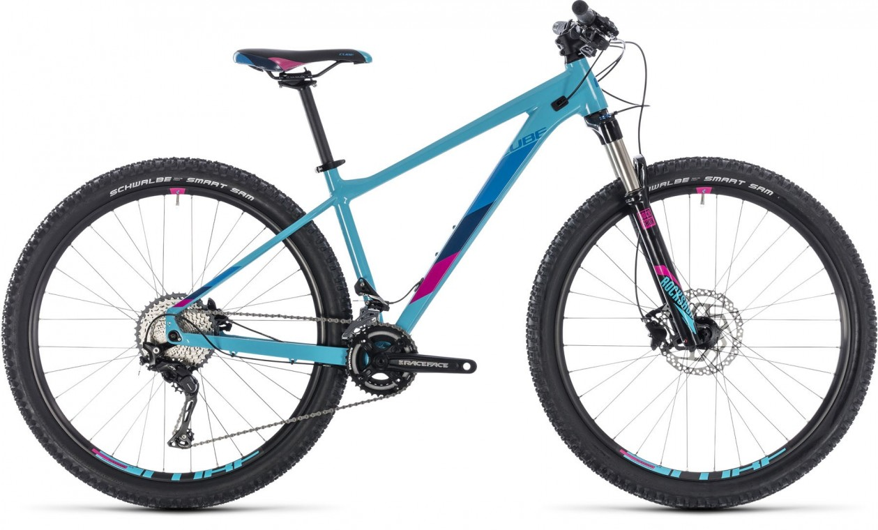 Access WS SL 29, 2018 - Ladies Hartail Mountain bike blue/raspberry
