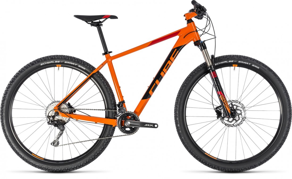 Acid 29, 2018 - Hardtail Mountain bike orange/black