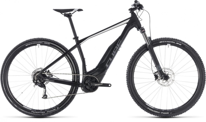 Cube Acid Hybrid One 500 29 2018 Electric Bike Black White