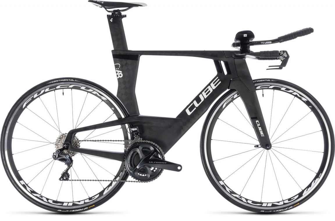 Cube Aerium C:68 SL Low - Road Bike 2019 Triathlon