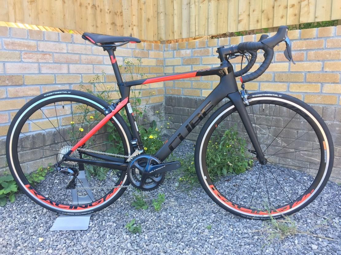 c4cf9e38639 Cube Agree C:62 SL 2018 - Carbon Road bike