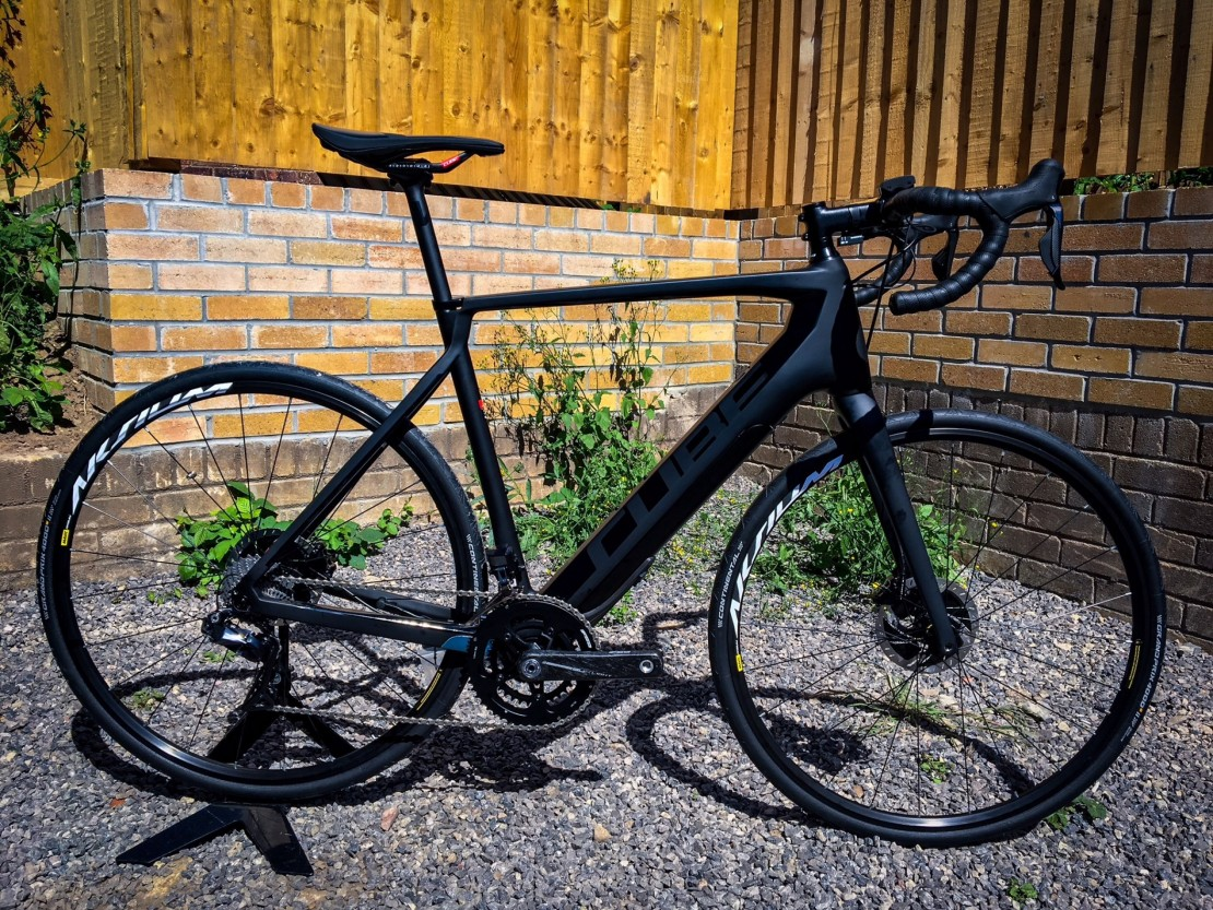 Agree Hybrid C:62 SLT Disc, 2018 - electric road bikes