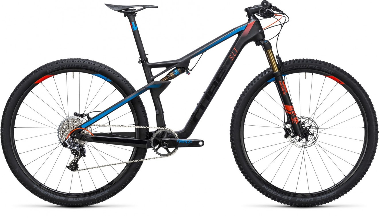 Ams 100 C:68 29 SLT Zeroblack 2017 - Mountain Bike
