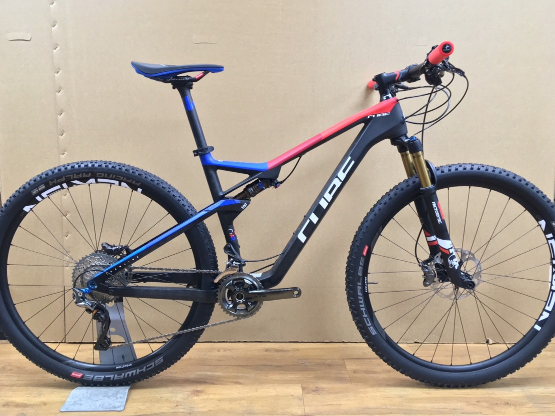 AMS 100 C:68 SL 29, 2018 - Full suspension bike