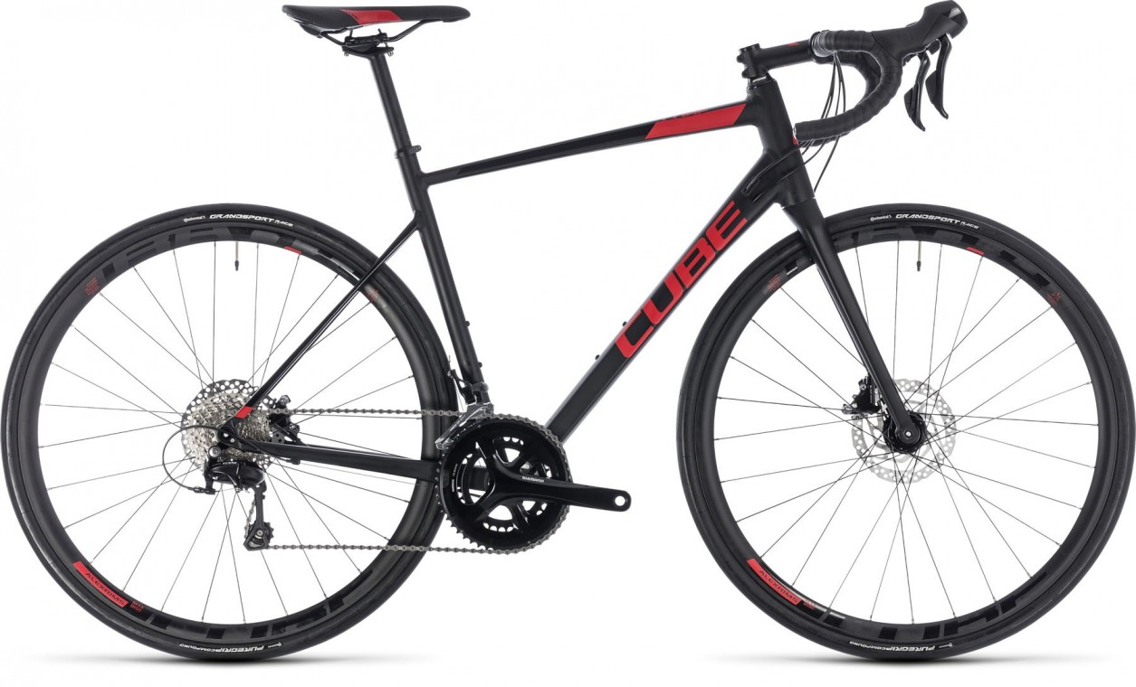 Attain SL Disc, 2018 - Road bike