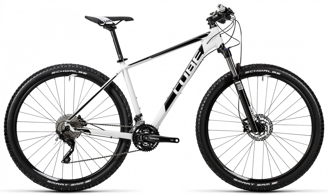 Attention 27.5 White 2016 - Hardtail Mountain Bike