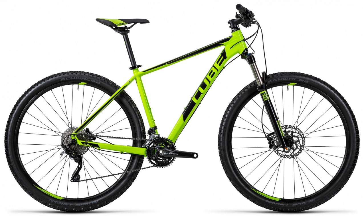 Attention SL 29 Kiwi 2016 -Hardtail Mountain Bike