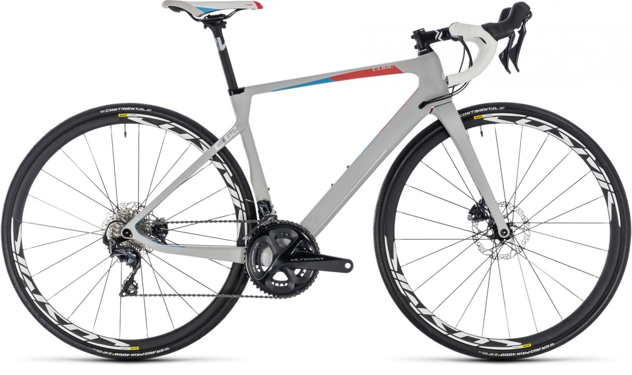 Axial WS C:62 SL Disc, 2018 - Ladies specific Road Bike
