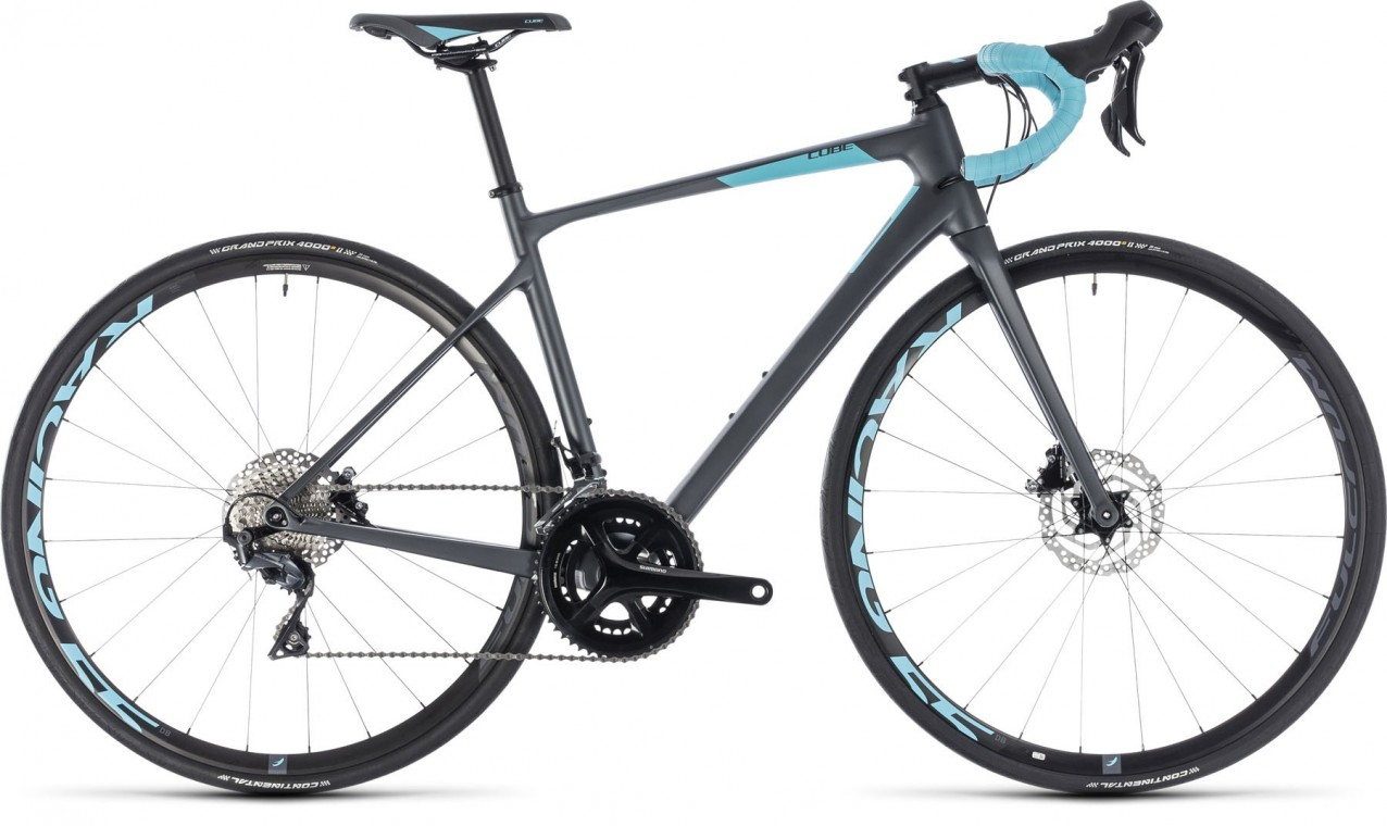 Axial WS GTC SL, 2018 - Ladies specific Road Bike
