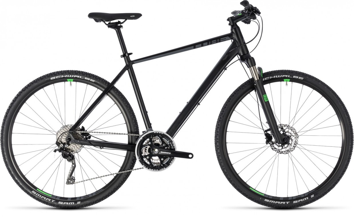 Cross, 2018 - hybrid bike