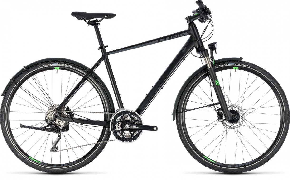 Cross Allroad, 2018 - hybrid bike