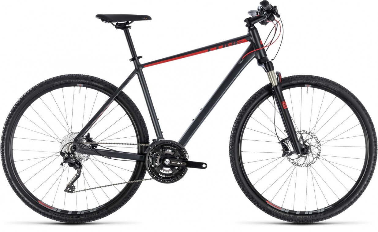 Cross EXC, 2018 - hybrid bike