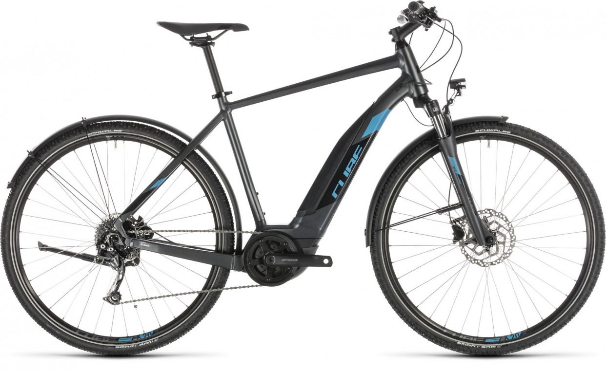 Cross Hybrid One 400 2019 - Electric Bike