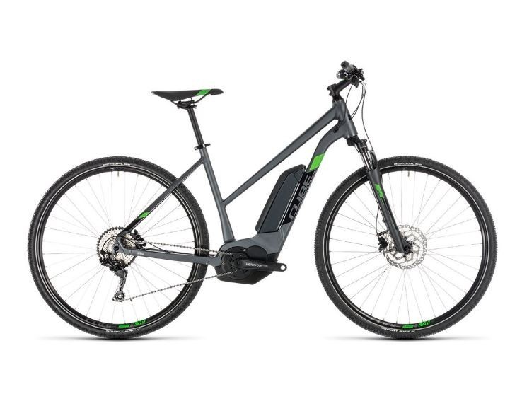 Cross Hybrid Pro 500 Ladies 2019 - Electric Bike