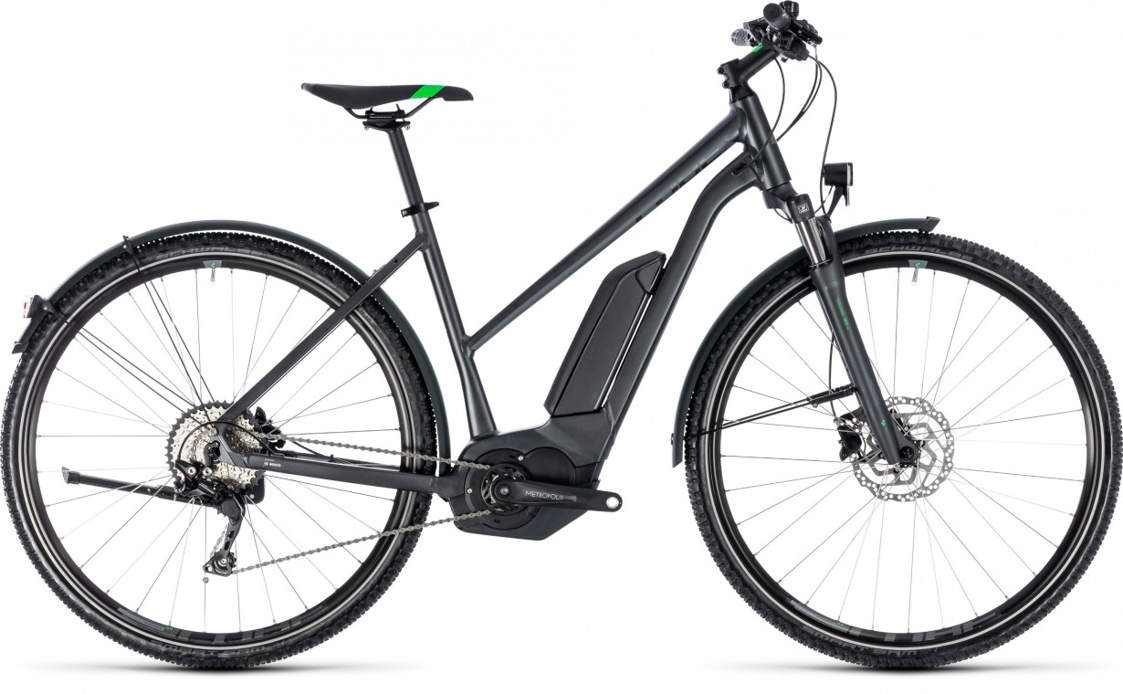 Cross Hybrid Pro Allroad 500 2018 - Ladies Electric Bike