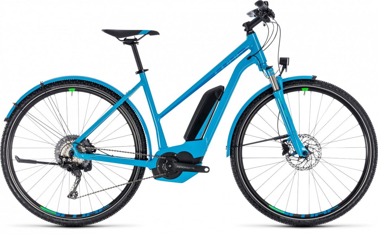 Cross Hybrid Race Allroad 500 2018 - Ladies Electric Bike