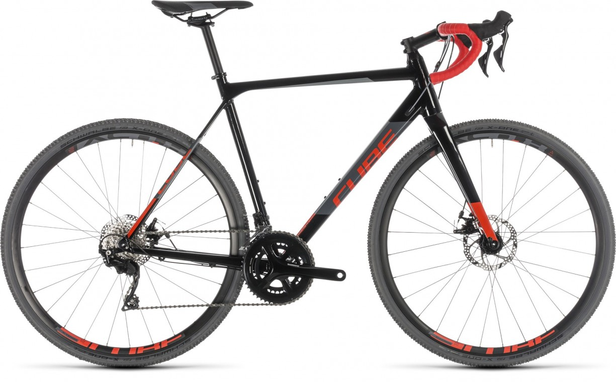 Cube Cross Race - Road Bike 2019 CycloCross  (click to zoom)