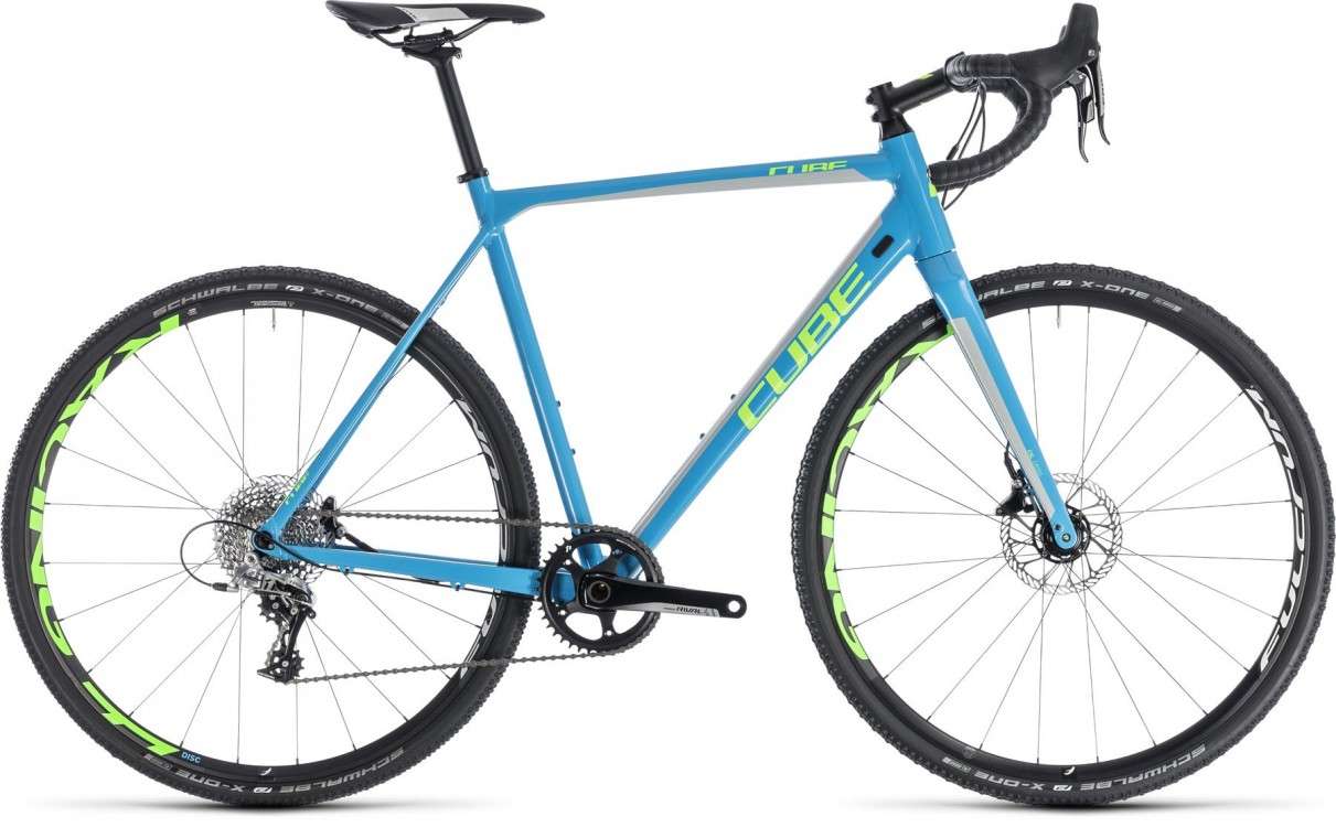 Cross Race SL, 2018 - Cyclocross road bike