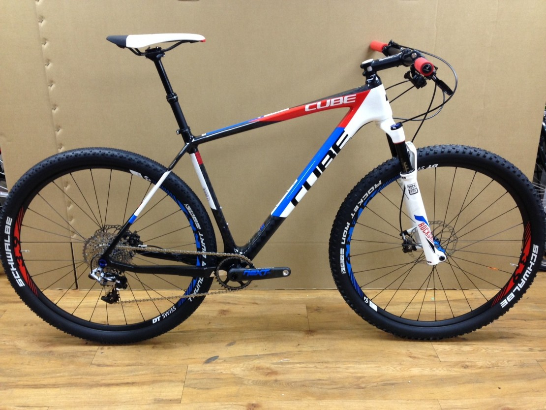 Cube Elite C 68 Sl 29 2016 Hardtail Mountain Bike 29er