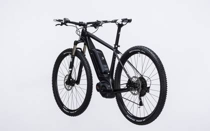 Elite Hybrid C:62 Race 500 29 2017 - Electric Mountain Bike