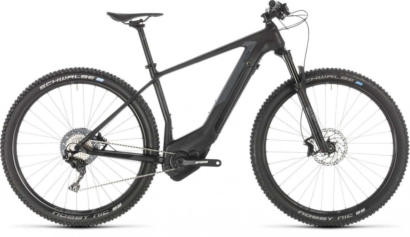 Elite Hybrid C:62 Race 500 29 2019 - Electric Bike