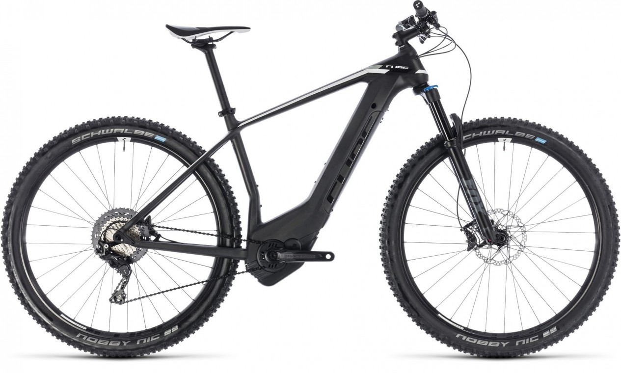 Elite Hybrid C:62 SL 500, 2018 - electric bike