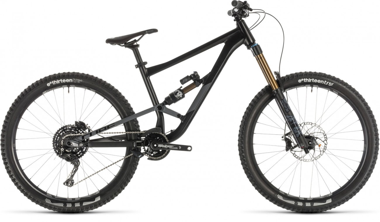 Hanzz 190 Tm 27.5 2019 - Full Suspension Bike
