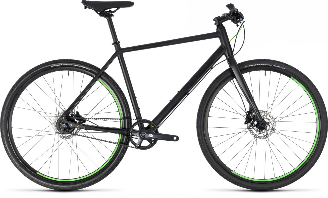 Hyde Race, 2018 - hybrid bike