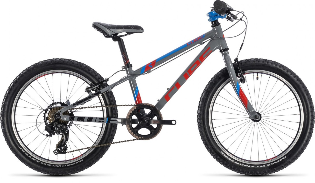 Kid 200, 2018 - Kids bike action team grey