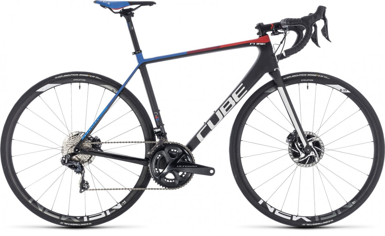 Litening C:62 Race Disc, 2018 - Carbon Road bike