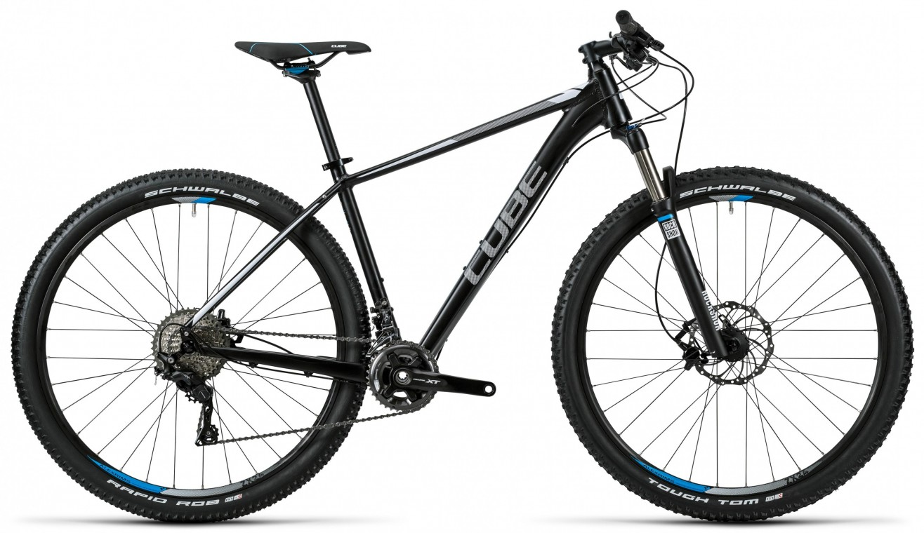 LTD Pro 29 Blackline 2x 2016 - Hardtail Mountain Bike