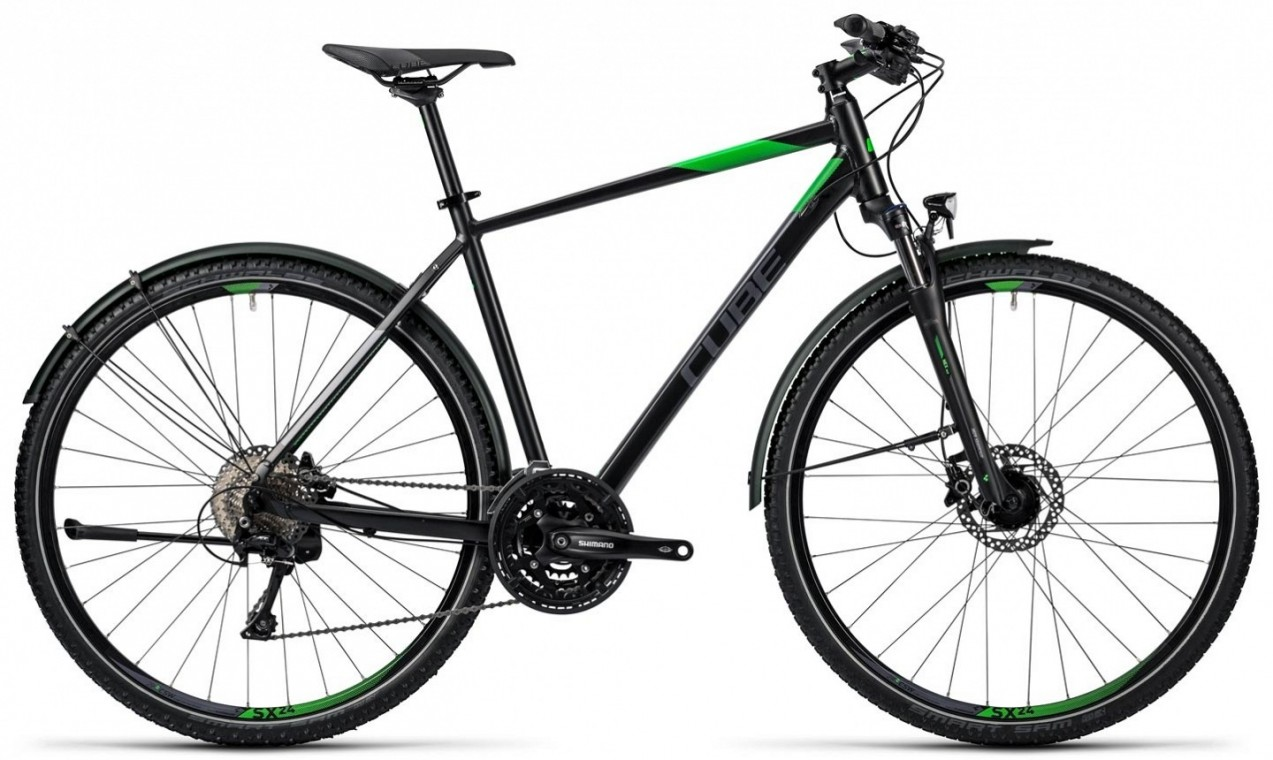 Nature Allroad 2016 - Hybrid Bike