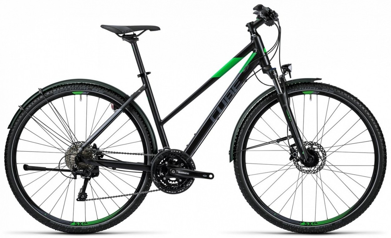 Nature Allroad Trapeze 2016 - Hybrid Bike