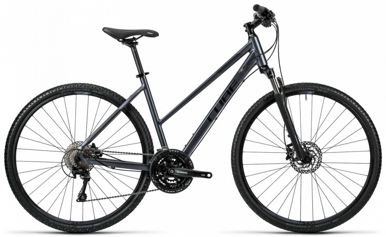Nature Pro Trapeze Grey 2016 - Hybrid Bike