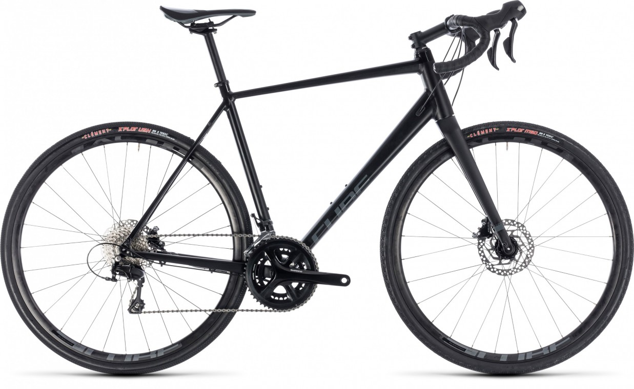 NuRoad Pro, 2018 - Gravel Road bike